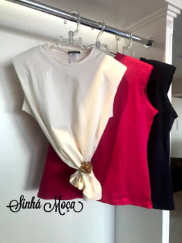 BLUSA MUSCLE TEE